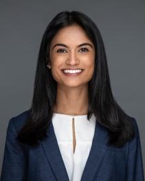 Patel, B. Headshot